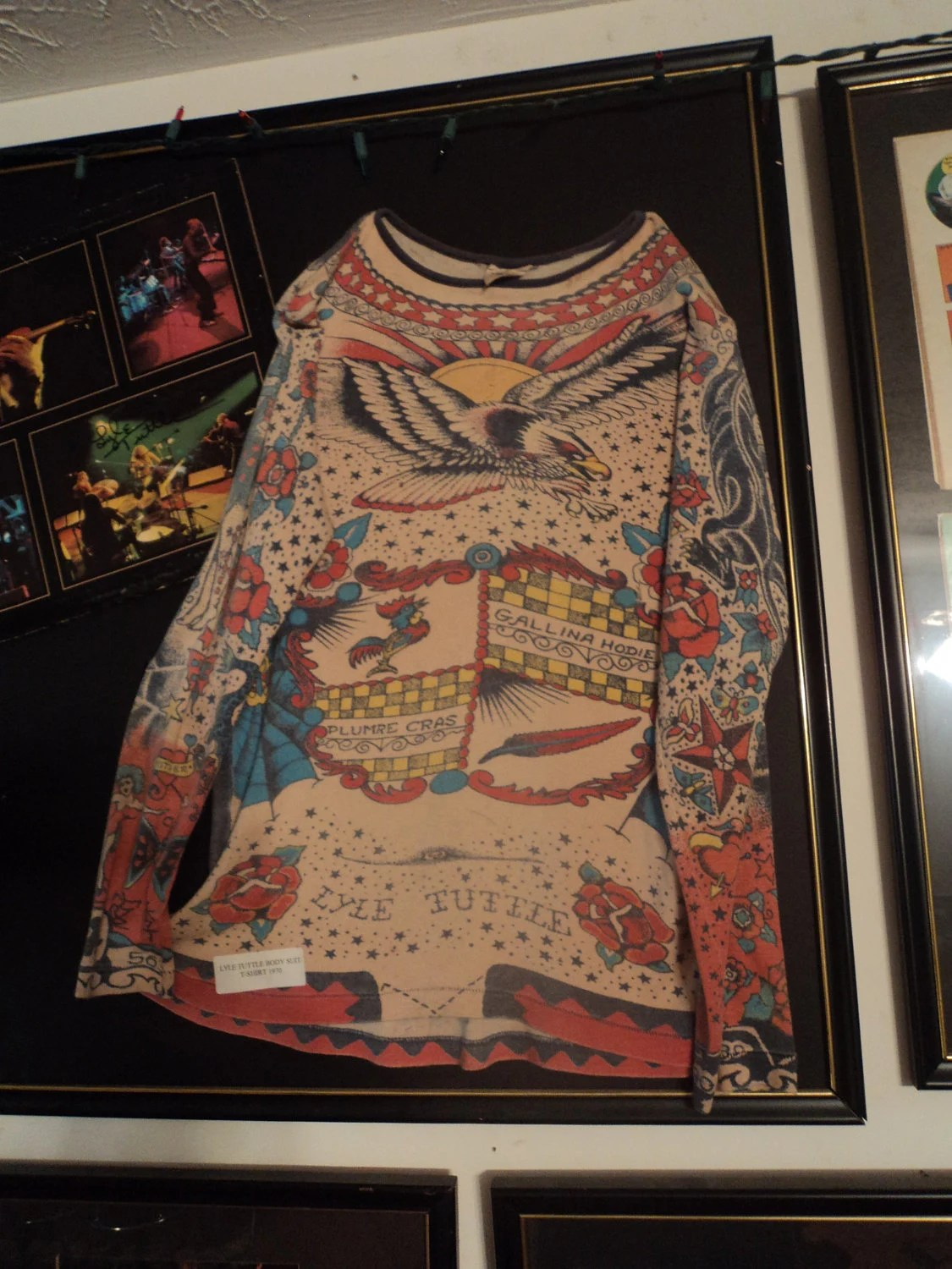 Items Similar To Rare Collectiable Lyle Tuttle Body Suit Ideas And Designs
