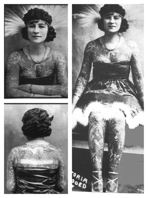 Awesome Vintage Women Tattoos 1950S Oldschool 1930S 1940S Ideas And Designs