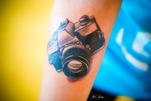 Camera Tattoo On Tumblr Ideas And Designs