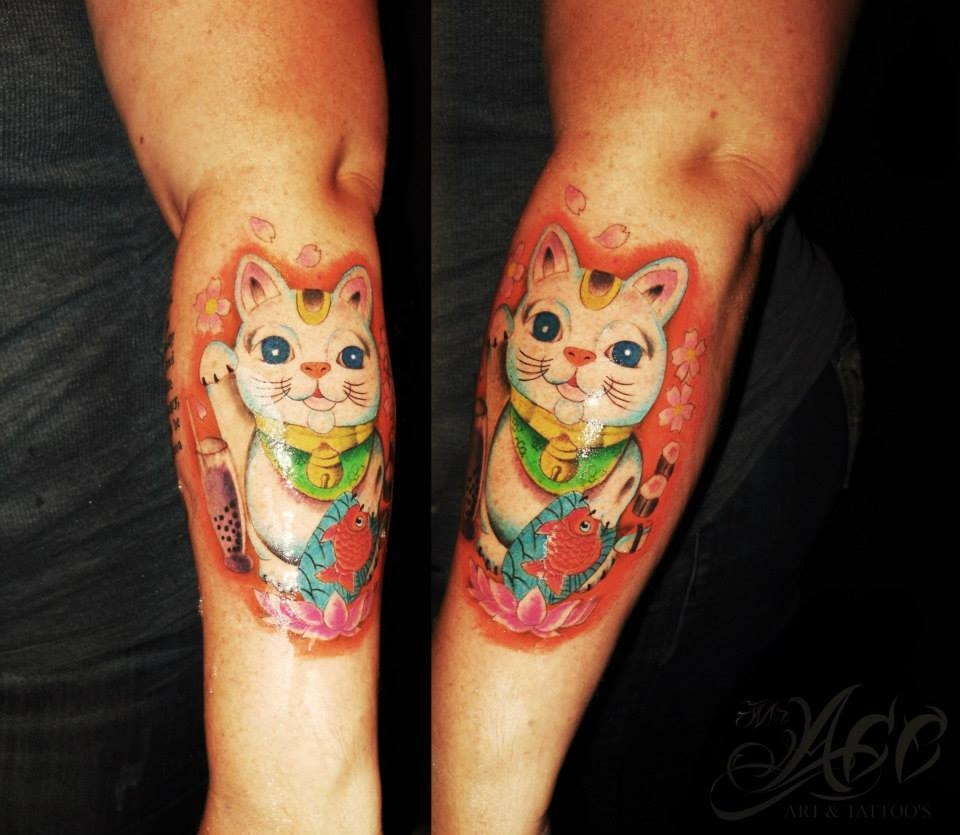 Tattoos Org — Mr Ace Celebrity Tattoo Piercing Ideas And Designs
