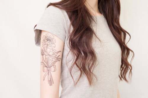 Large Temporary Tattoos Adorn Your Skin With Ideas And Designs
