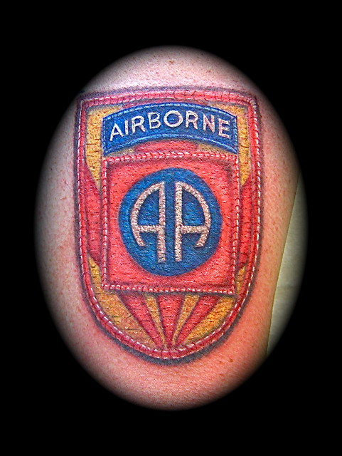 82Nd Airborne Tattoo Flickr Photo Sharing Ideas And Designs