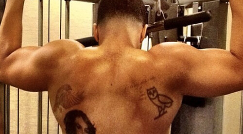 Missinfo Tv » Drake Pays Tattoo Tribute To His Late Uncle Ideas And Designs