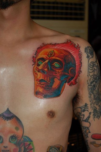 Tattoo By Adrian Lee Created At The Tattoo Summit Flickr Ideas And Designs