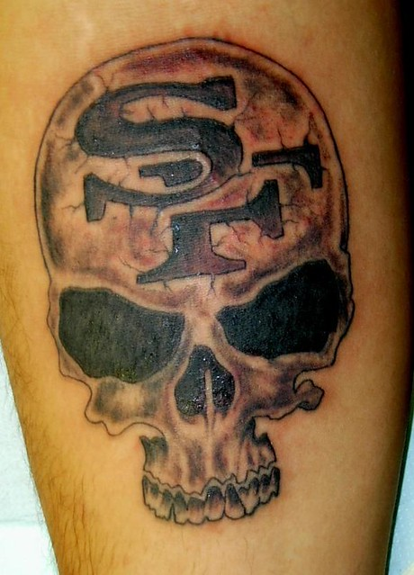 Sf 49Ers Tattoo Flickr Photo Sharing Ideas And Designs