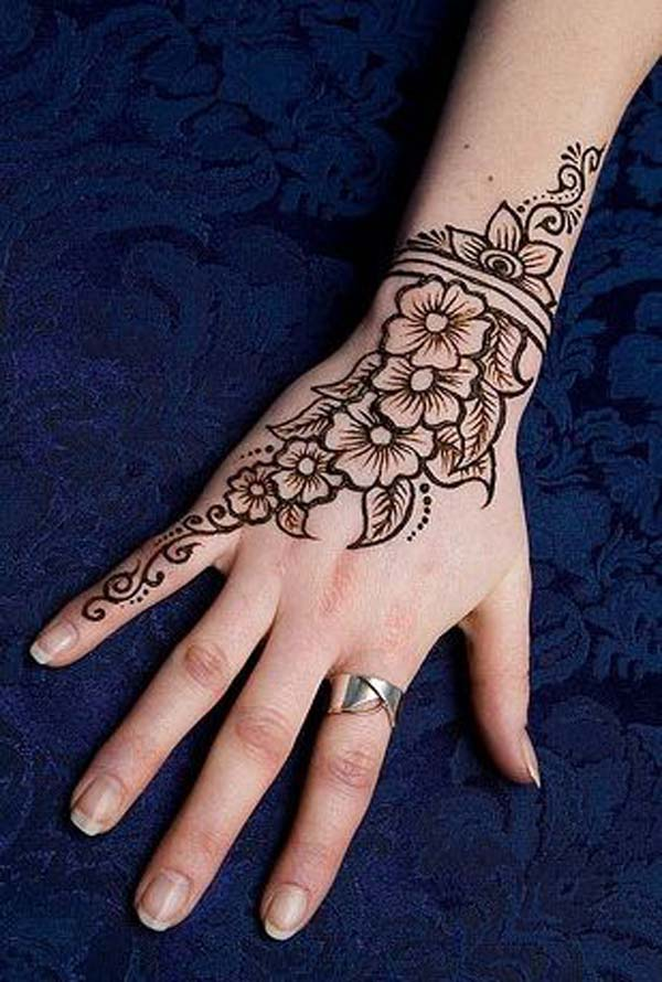 50 Beautiful Mehndi Designs And Patterns To Try Random Ideas And Designs