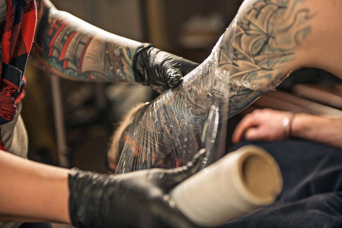 Tattoo Aftercare Essential Guide Chosen Art Tattoo Ideas And Designs