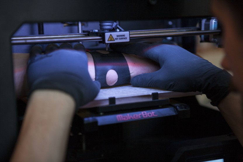 Hacker News 3D Printed Tattoos Ideas And Designs