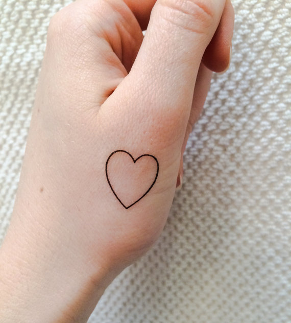 Simple Creative Temporary Finger Tattoos Girly Design Blog Ideas And Designs