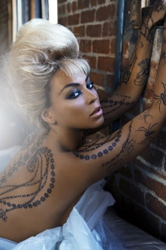 Beyonce Releases A Line Of Temporary Tattoos Ideas And Designs