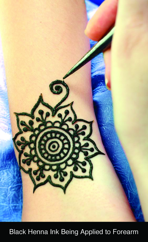 Water Transfer Henna Temporary Tattoos Are Safe Ideas And Designs