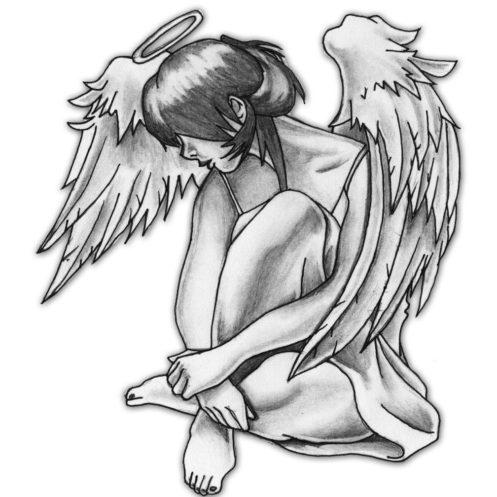 Angel Tattoo Meaning Ideas And Images Gallery Ideas And Designs