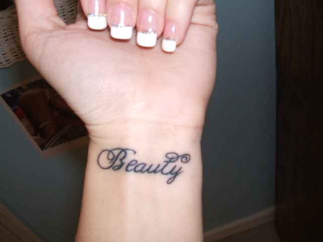 Wrist Tattoo Images Designs Ideas And Designs
