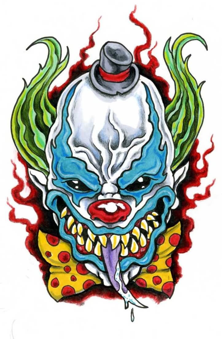 Evil Tattoo Images Designs Ideas And Designs