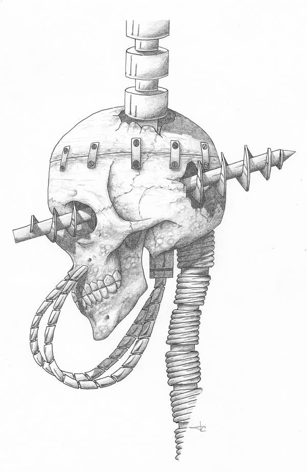 Biomechanical Tattoos Page 55 Ideas And Designs