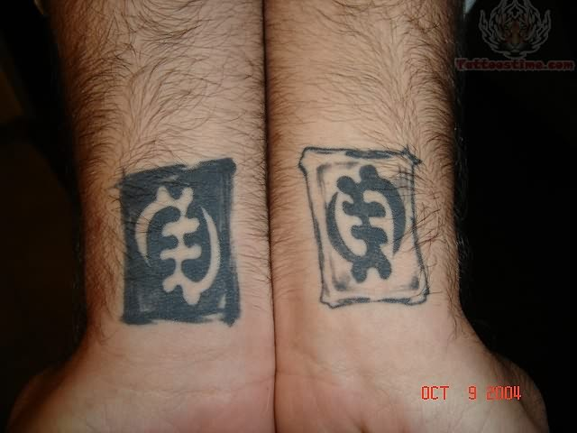 African Symbol Tattoos Ideas And Designs