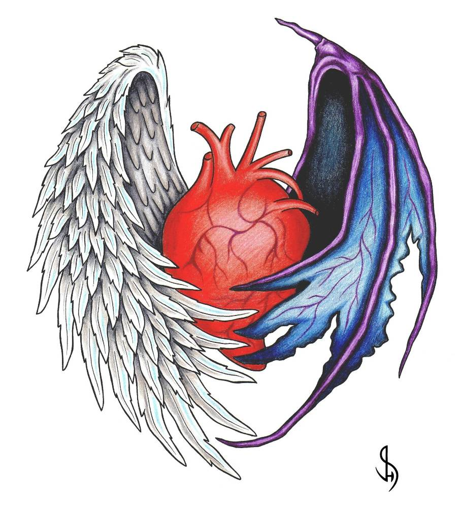 Heart Tattoos Page 37 Ideas And Designs