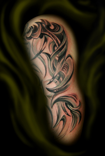 Half Sleeve Tattoo Images Designs Ideas And Designs