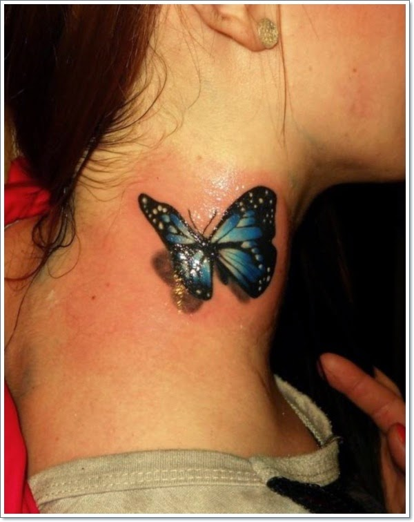 52 3D Butterfly Tattoos Ideas And Designs