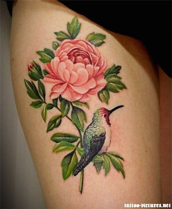 Flower Tattoo Images Designs Ideas And Designs