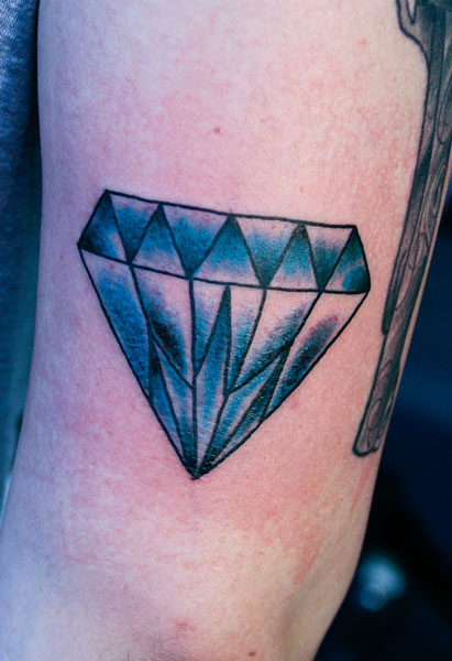 Diamond Tattoo Images Designs Ideas And Designs