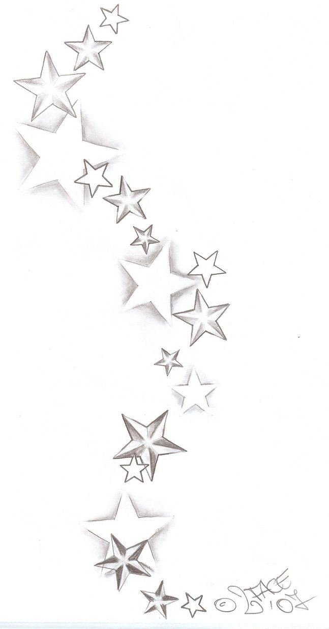 Star Tattoo Images Designs Ideas And Designs