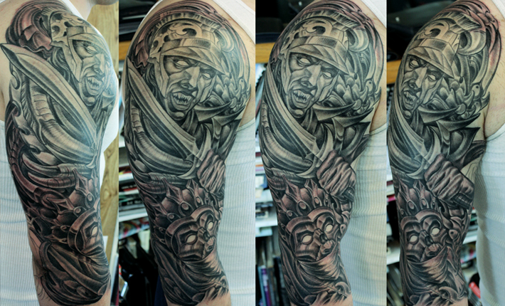Four Horsemen Tattoo Terry Ribera Ideas And Designs