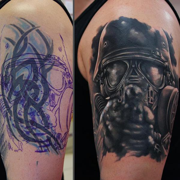 Coverup Tattoo Design Ideas From Tattoo Tailors Ideas And Designs