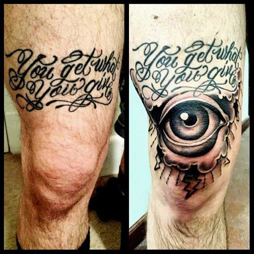 Tattoos Above The Knee Best Tattoo Ideas Gallery Ideas And Designs
