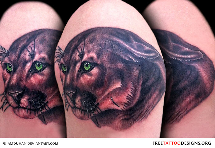 Panther Tattoos Black Panther Tattoo Designs Ideas And Designs