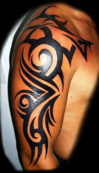 Tribal Tattoo Gallery Ideas And Designs