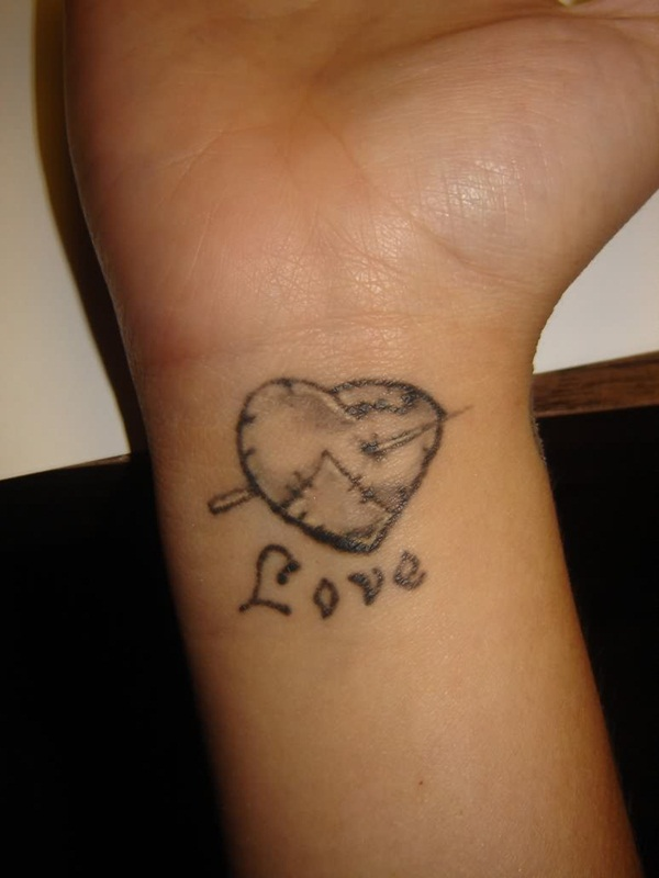 101 Heart Tattoo Designs That Will Cause You Fall In Love Ideas And Designs