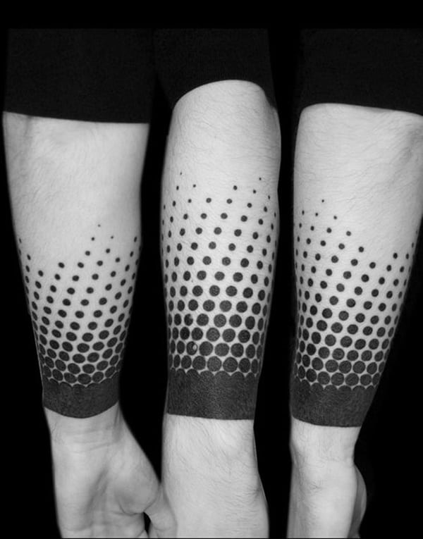 15 Perfect Dotwork Tattoo Designs For Women And Men Ideas And Designs