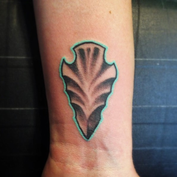 75 Epic Arrowhead Tattoo For Adventurous People Ideas And Designs