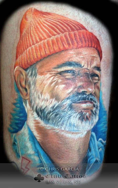 Chrisgarcia Beard Celebrity Bill Murray Portrait Hat Ideas And Designs