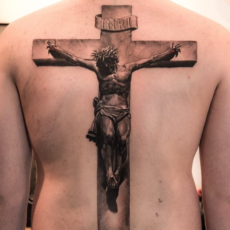 20 Cross Tattoos Tattoofanblog Ideas And Designs