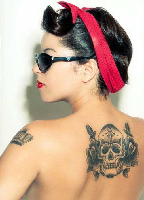 25 Most Amazing Skull Tattoo Designs For Men And Women Ideas And Designs