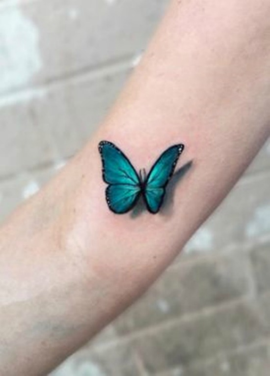 50 Gorgeous Butterfly Tattoos And Their Meanings You Ll Ideas And Designs