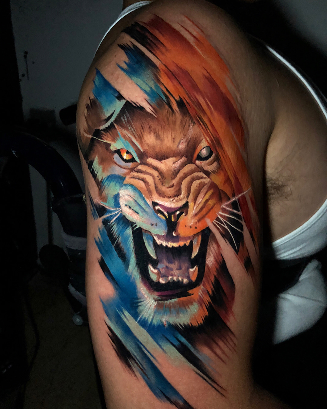 155 Attractive Lion Tattoo Design Ideas That Are Majestic And Powerful Ideas And Designs