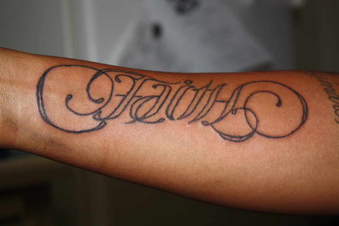 Faith Tattoos Designs Ideas And Meaning Tattoos For You Ideas And Designs