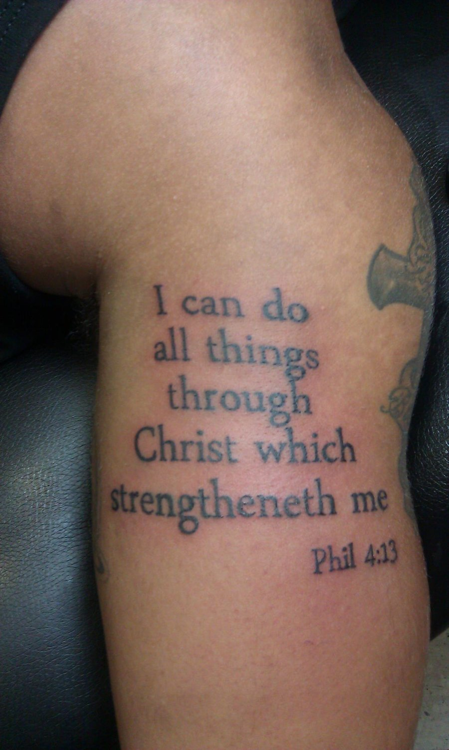 Bible Verse Tattoos Designs Ideas And Meaning Tattoos Ideas And Designs