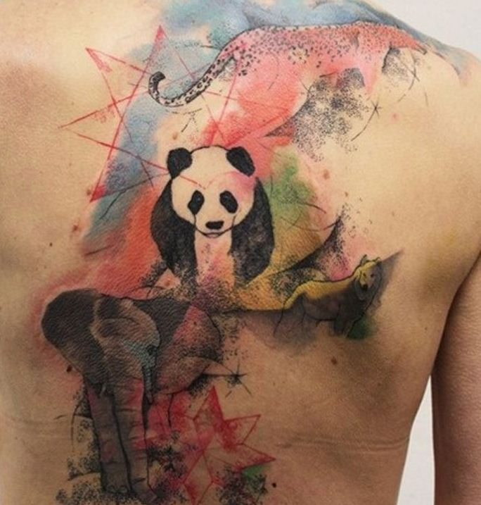 Animal Tattoos Designs Ideas And Meaning Tattoos For You Ideas And Designs