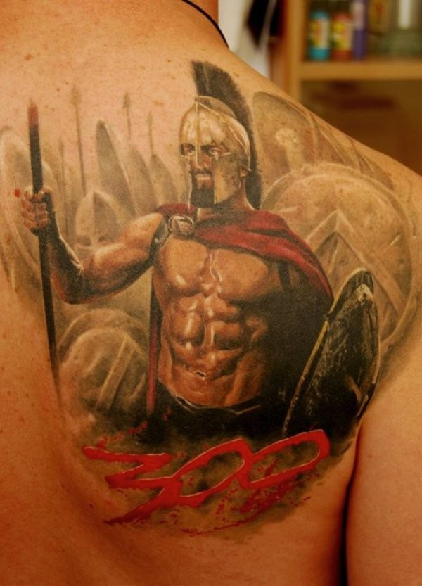 Spartan Tattoos Designs Ideas And Meaning Tattoos For You Ideas And Designs