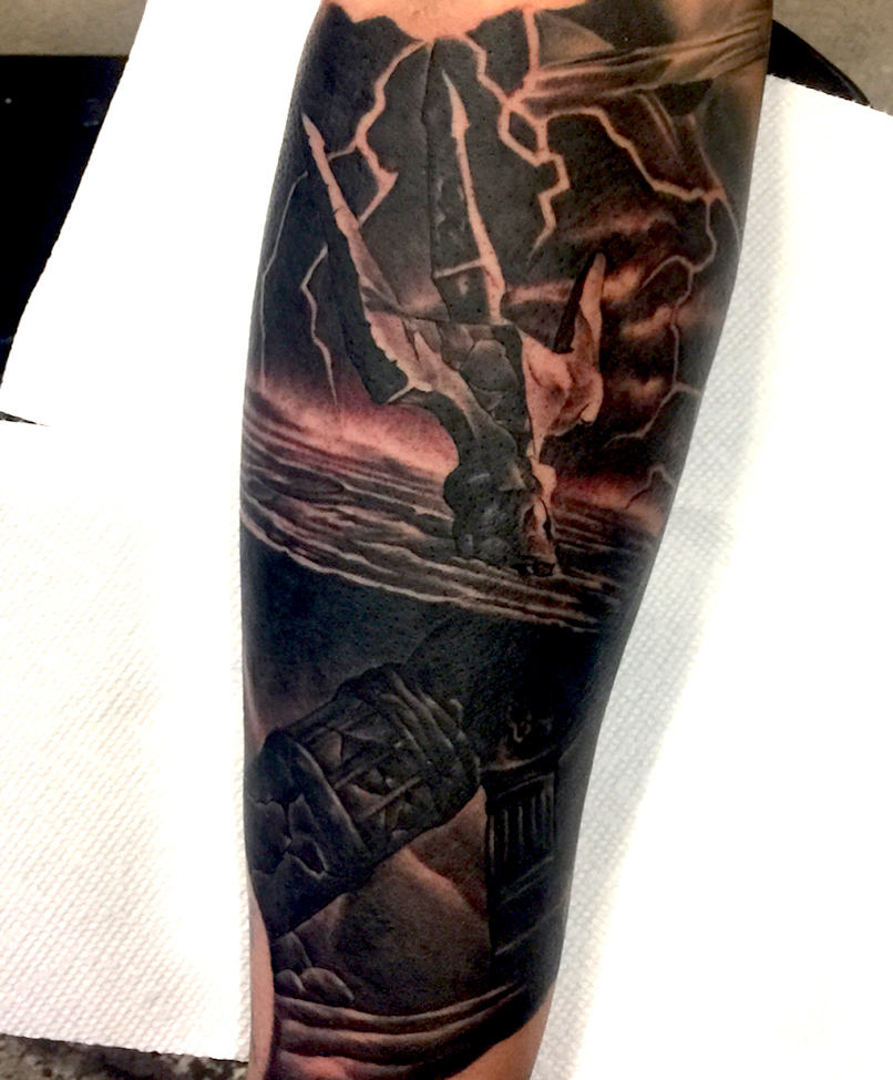 Poseidon Tattoos Tattoo Insider Ideas And Designs