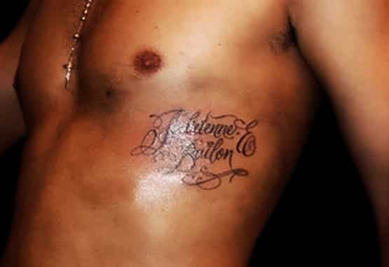 Adrienne Bailon Tattoo Removal Full Tattoo Ideas And Designs