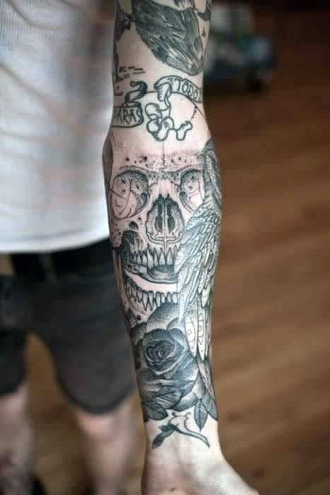 155 Forearm Tattoos For Men With Meaning Wild Tattoo Art Ideas And Designs