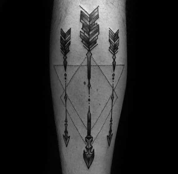 125 Unique Arrow Tattoos With Meanings Wild Tattoo Art Ideas And Designs