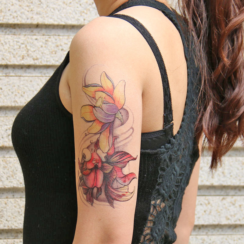 Large Temporary Tattoo Stickers Waterproof Women High Ideas And Designs