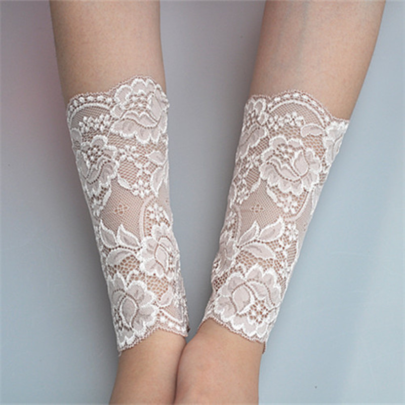 Women Fashion Summer Lace Arm Sleeves Tattoo Scar Cover Uv Ideas And Designs