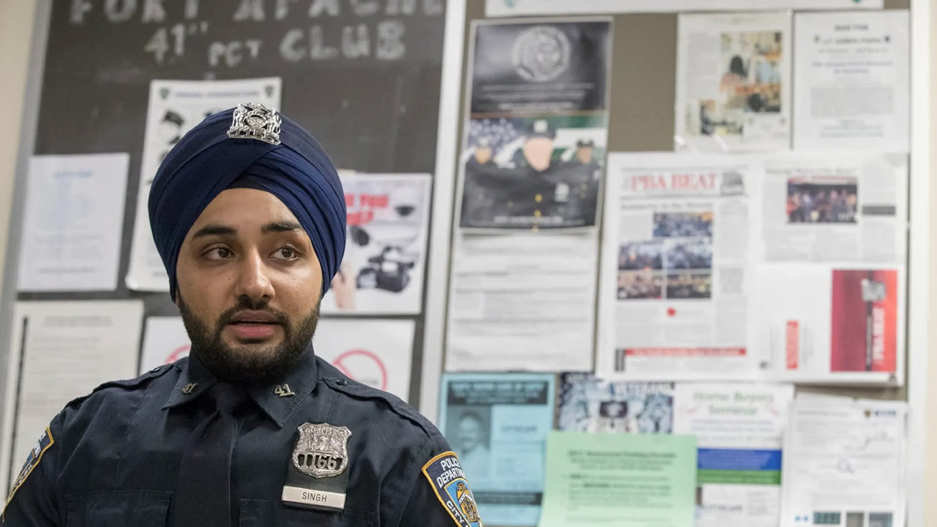 Police Ease Rules On Tattoos Turbans Beards Fox News Ideas And Designs